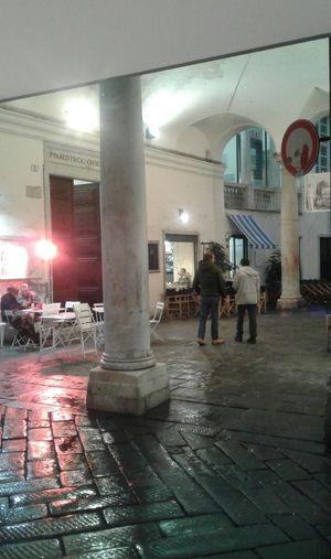 Savona 15,30 Allerta Rossa