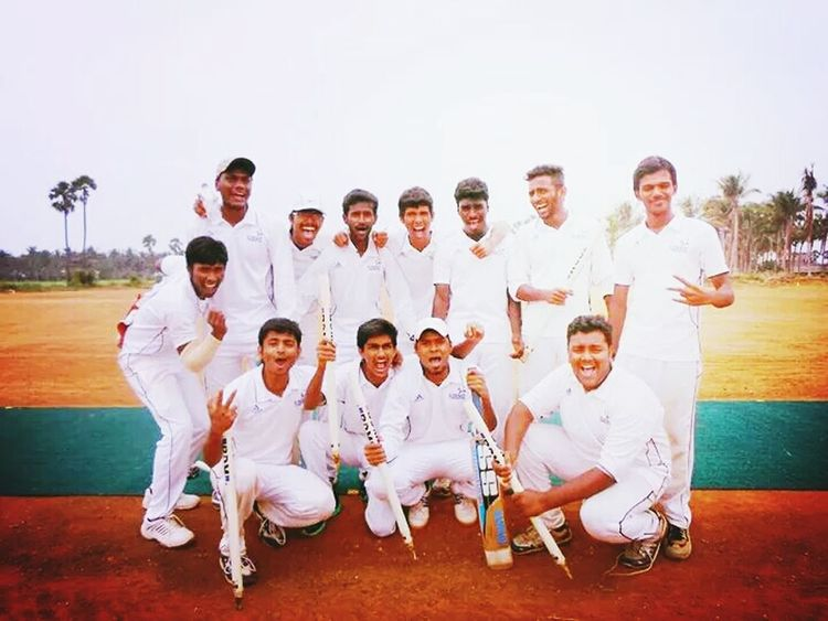 PADRINOZ cricket champions First Eyeem Photo