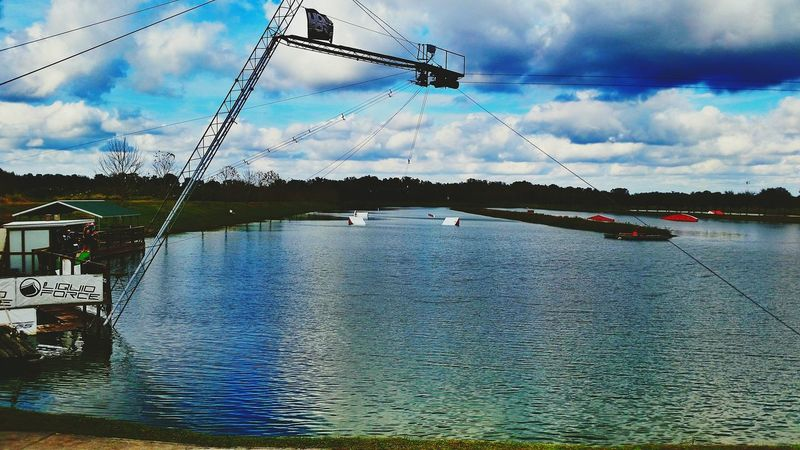 Got to shred down in Florida this weekend on a mini vacay from reality McMormicks Wakeboarding Florida Cablepark Shred Enjoying Life Escapefromreality Travel Vacation Exploring