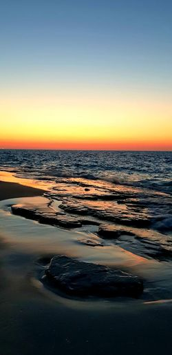 Sunset , North Coast,Alexandria, Egypt Water Sea Sunset Beach Low Tide City Astronomy Wave Awe Sky Romantic Sky Seascape Dramatic Sky Moody Sky Storm Cloud Galaxy Tide Calm View Into Land Cloudscape Atmospheric Mood Coast Sky Only Horizon Over Water Astrology Sign