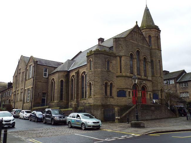 Uppermill United Kingdom Methodist Church Church