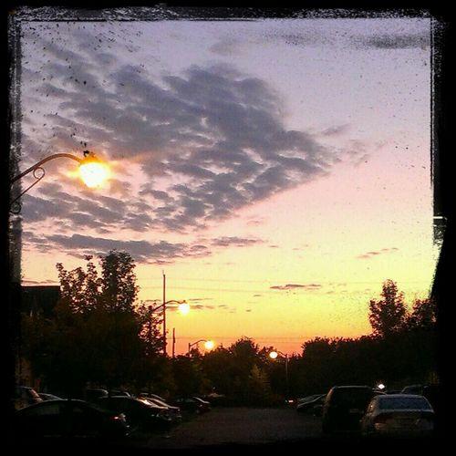 Dawn of a new day Sunrise Good_morning goo
