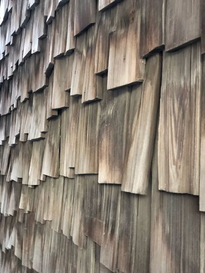 Unruly Linear Perspective Textures And Shapes Textures And Patterns Textured Surface Wood Grain Shingles Wooden Texture Wood Texture Wood Paneling Wood Wood - Material Pattern Backgrounds Built Structure Full Frame Textured  Indoors  Day Architecture No People Close-up