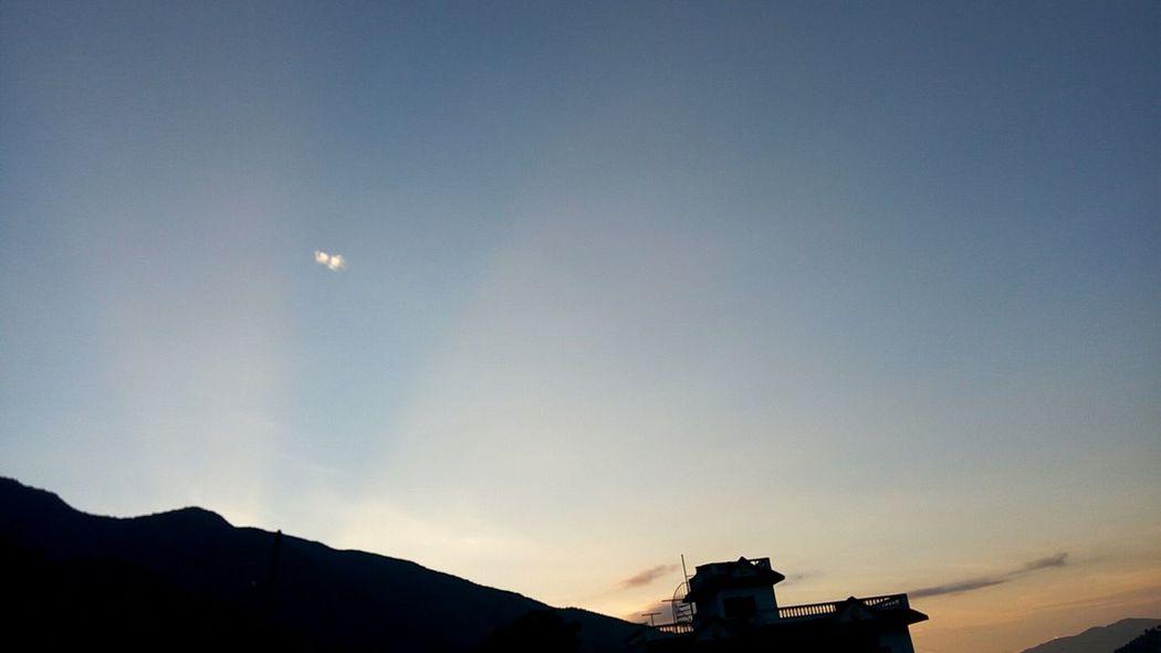 Dusky Sky Cloud Sky