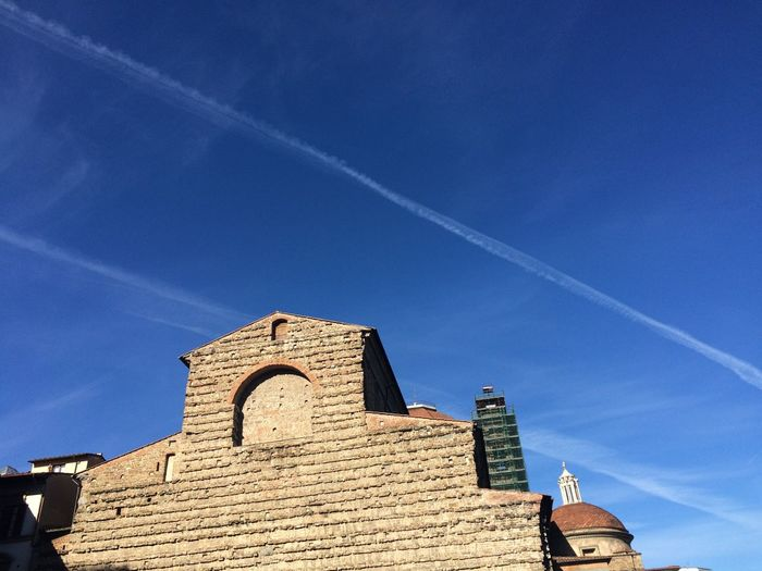 Architecture Florence Churces Florence Immane Florence Italy Medici No People San Lorenzo Sky The Sky View