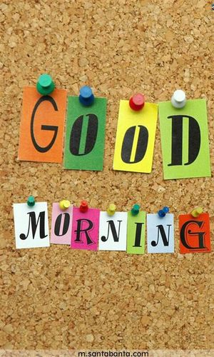 Good Morning Friends ❤ Have A Nice Day ♥ Follow Me I'll Follow Back