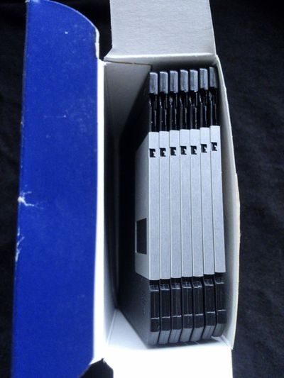 A Box of Floppy Discs