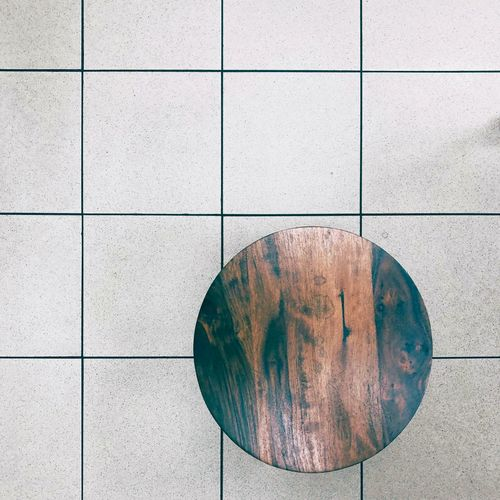 EyeEm Selects Flooring Shape Pattern Tile Tiled Floor Geometric Shape Design No People Day High Angle View Close-up