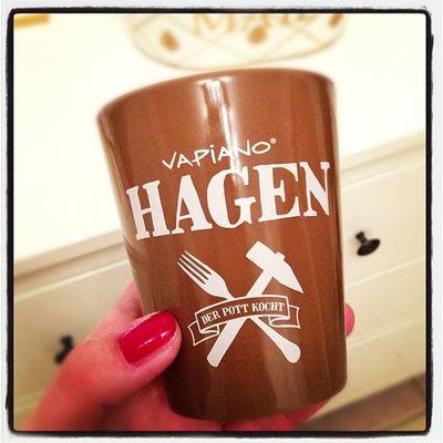 Die nächste #vapiano Tasse in der Sammlung. Vapiano
