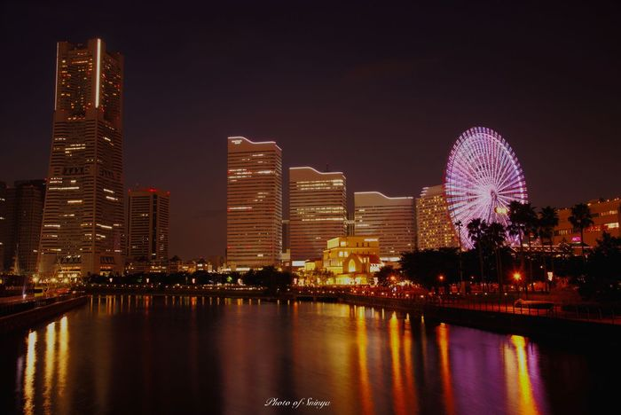 みなとみらいの夜景!定番ですが前回に続き初めて撮ってみました! Picture ファインダー越しの私の世界 ファインダー越しの世界 ニコン倶楽部 ニコンd750 ニコン 東京 写真好き 写真好きな人と繋がりたい 写真 Photography Photo Nikon D750 Nikonphotography Nikon Tokyo,Japan Tokyo Japanese  Japan Photography Japan 東京カメラ部 Photographer Nikonphotographer
