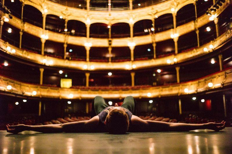 I Love My Job! LA Dance Project Paris Dance LA Dance Project