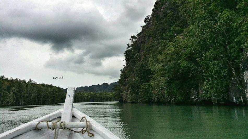 جزيرة لنكاوي تصويري  نوت3 صباح_الخير Cloudy With My Love ❤ Enjoying Life ماليزيا Malaysia Hanging Out
