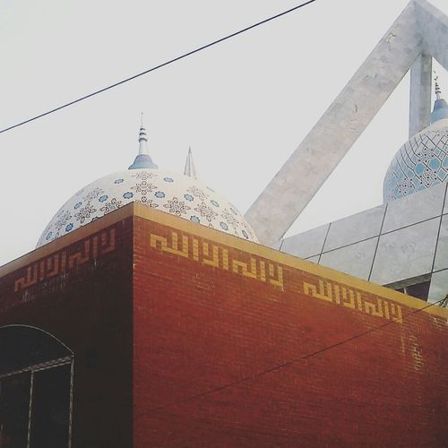 TheGreatMosque Showcase: February Mosque Mosque Architecture Holy Place Prayer Bhola My Favourite Place The Graphic City