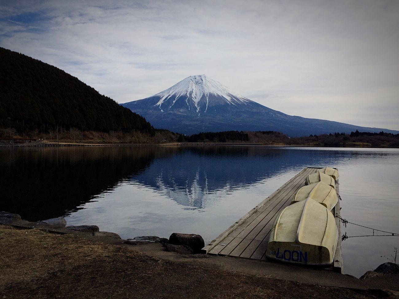Blue Mt.Fuji
