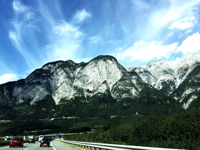 Brennero Ontheroad Mountains The Alps