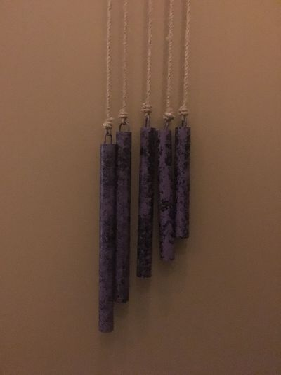 Windchimes Windchimes Metal String Knot Traveling Home For The Holidays