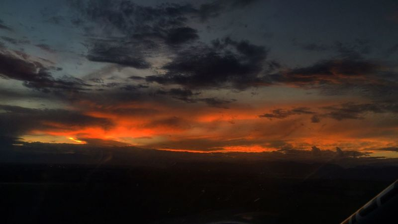 Atardeceres en vuelo Pilot Airplane Sunset The Adventure Handbook Sky Traveling Nature_collection Nature Colorful Relaxing Landscape Check This Out Enjoying Life Sunset_collection , Tolima Colombia