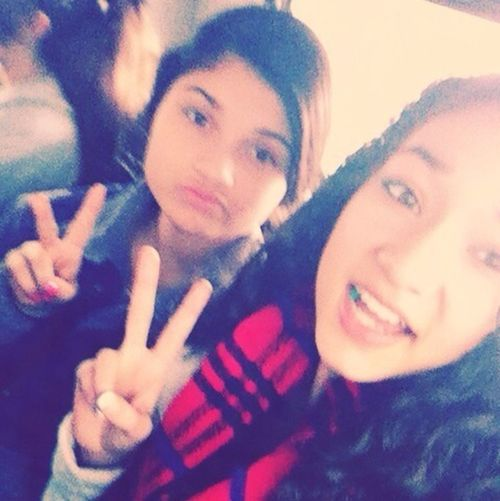 Isa And I.