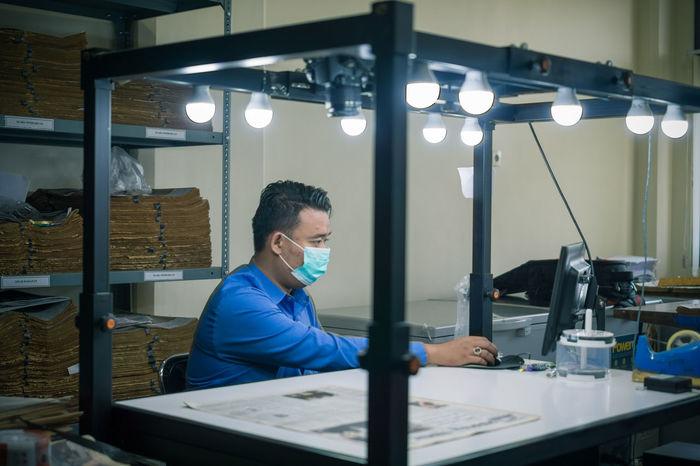 Archive Digitalizing Museum Newspaper Surakarta Worker