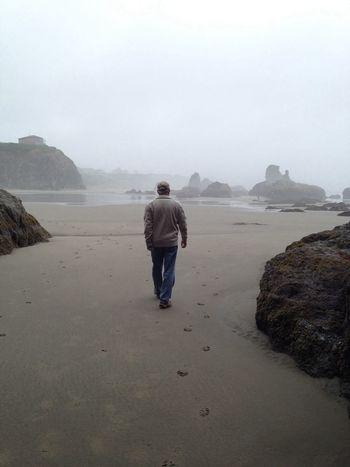 IPSStory Oregon Coast Left Edge Of America Beach