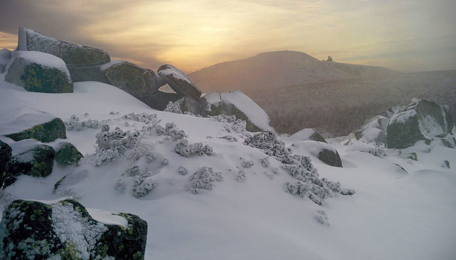 Karkonosze mountains, Poland 2016 Nexus Nexus5 Nexus5photography Nexus5 Photography Mobilephotography Karkonosze Mountains Karkonosze Winterholiday Snow Sniezne Kotly