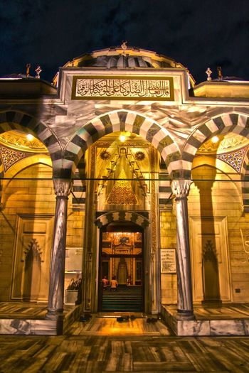 Overnight Success Architecture Built Structure Building Exterior Arch Entrance Façade History Architectural Column Illuminated Place Of Worship Outdoors Famous Place Tourism