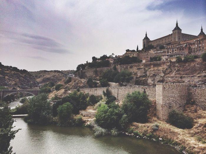 Toledo Alcazar Castles Castle
