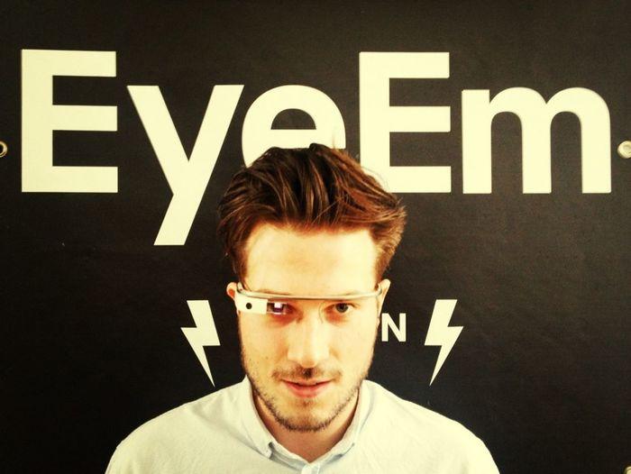 Hello Google Glass