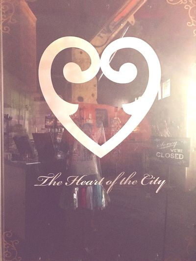 San Antone Home Beproud Deep In The Heart Of Texas (: Unexpected Place Downtown District Store Window Vintage