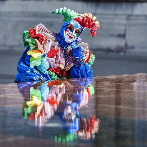 Colors Of Carnival Clown Disguise Annecy Carnival EyeEm Best Shots Eye4photography  EyeEm Gallery EyeEm Ready