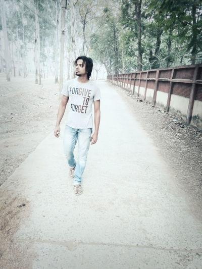 I walk alone That's Me First Eyeem Photo