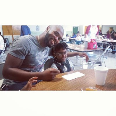 Lunch with the niece LP love them to death but Nokidzone Randal Baldheadgang pourup beardgang