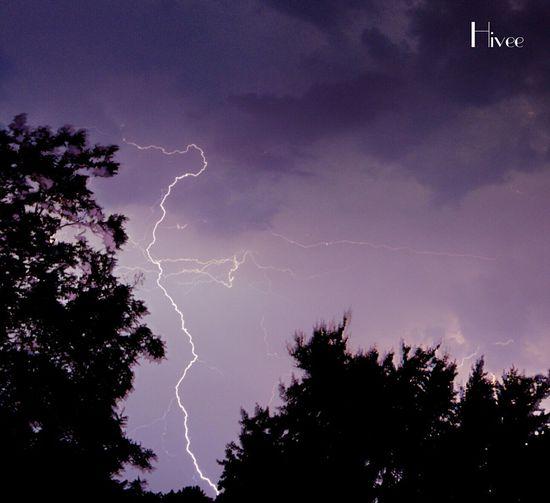 Weather Blitze Lightning Gewitter ⚡️ Thunder