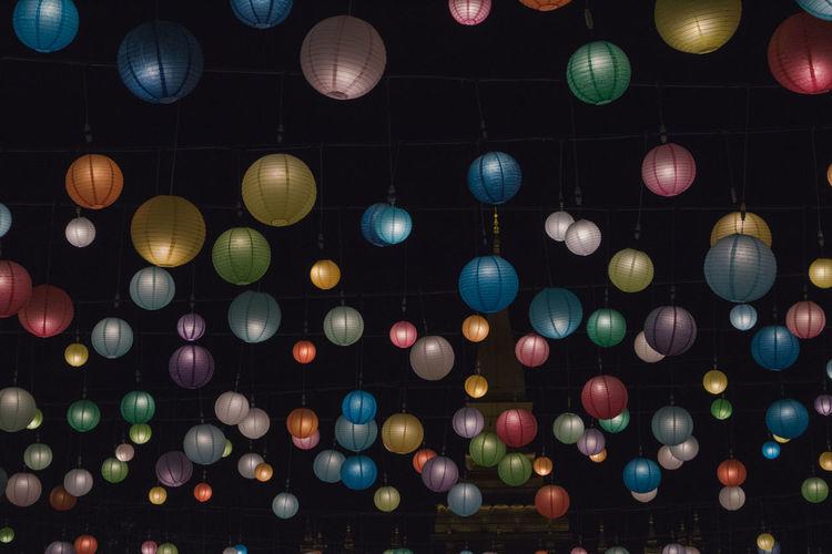 lantern hanging