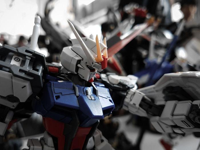 EyeEm Selects No People Destruction Industry Indoors  Technology Factory Metal Industry Day Riot Gundam Gundamcollection Gundam Model Gundamdesign Toys Toyphotography Toy BANDAI Toycommunity Toy Photography