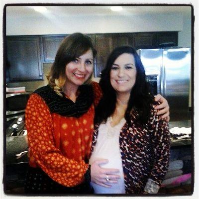 Layla & Hazel's baby shower!
