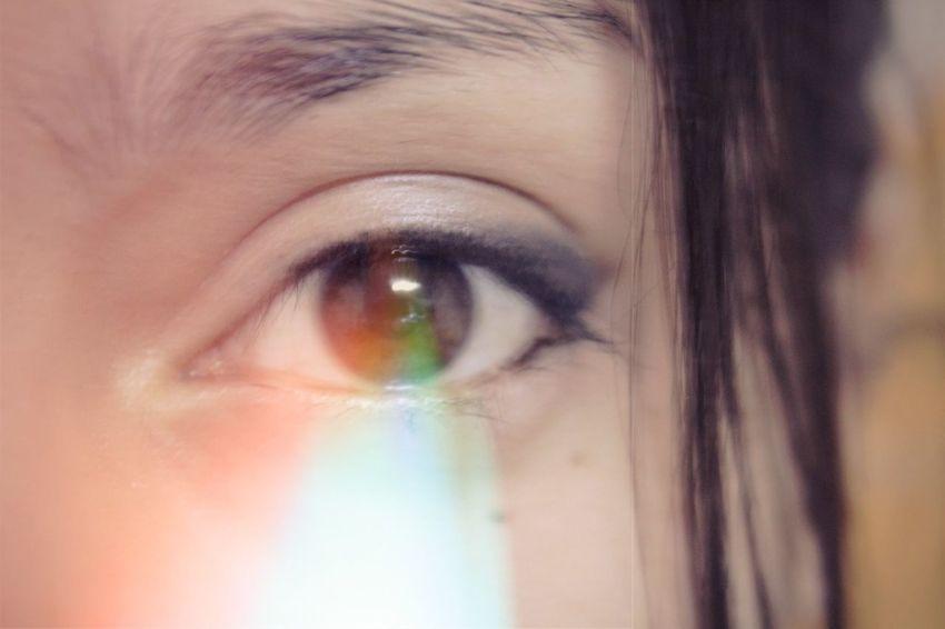 Eye Lomography Photography Photo