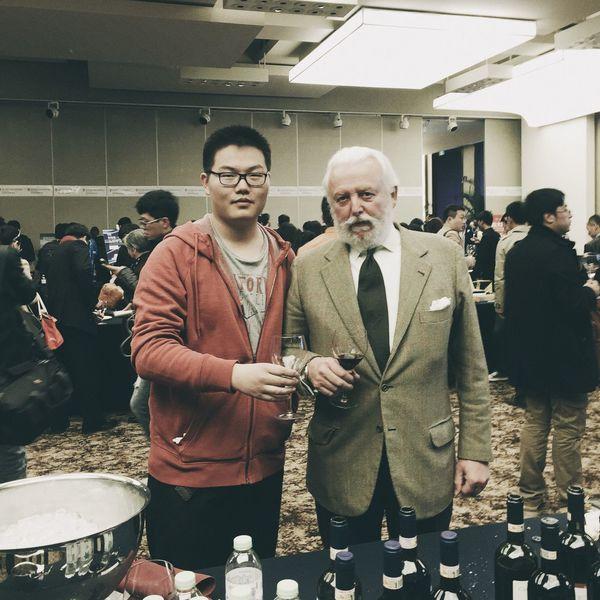 Aussino World Wines Festival 2014 Nanjing. World Wine Tasting Salon