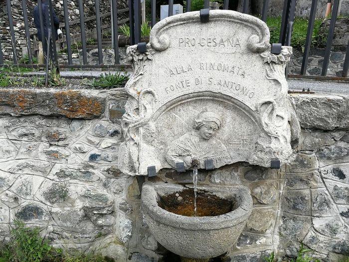Statue of fountain