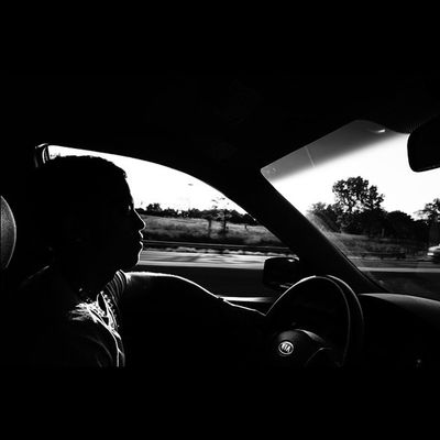 """""""Cruising"""" Reposting because this is one of my absolute favorites!!! Favorite because I LOVE silhouettes and especially because it's my beloved son (rip). Chicago Windycity Igchicago Ig_unitedstates ig_great_shots inspiring_photography_admired rsa_streetview royalsnappingartists mychicagopix choosechicago enjoyillinois chicity_shots rimlight driving highways blackandwhite drigonzo"""