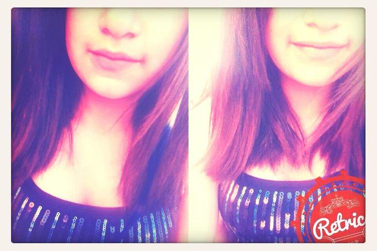 sonríe apesar de todo. Smile