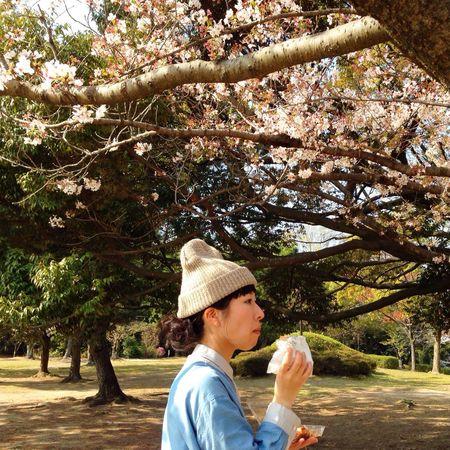 花より団子 Sakura Portrait EyeEm Best Shots