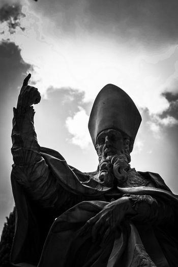 Vatican Rome B&w Pope Fine Art Photography