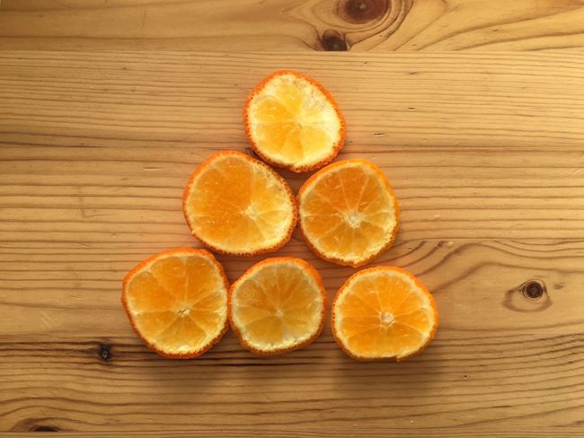 SLICE Fruit Food And Drink Healthy Eating Food Freshness Wood - Material Cross Section No People Citrus Fruit Indoors  Close-up Day Blood Orange Getting Creative Getting Inspired The Week On EyeEm
