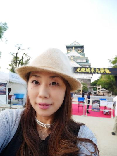 夏の陣 大阪城 薪能 初体験 Enjoying Life Selfportrait