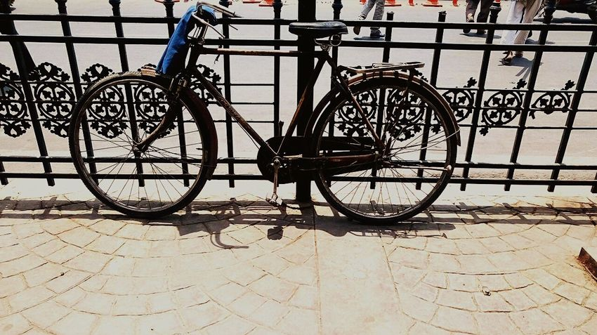 Cycle Bicycle Go Green No Pollution Pollution Free Cyclephotography Streetphotography Street Photography Cycling Unites