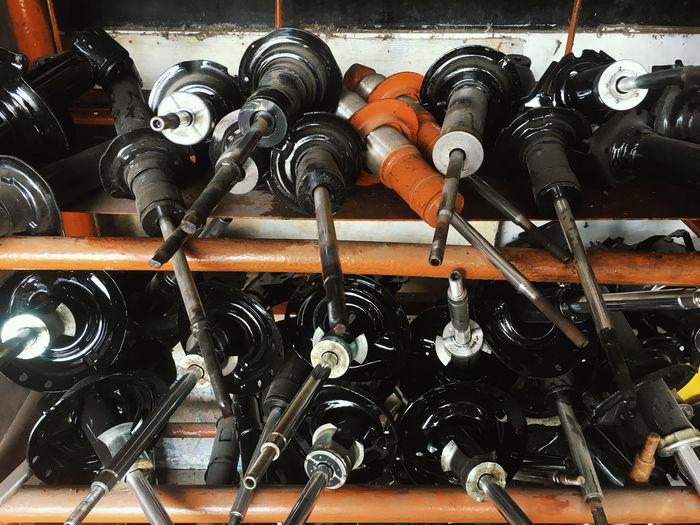 Car suspension,