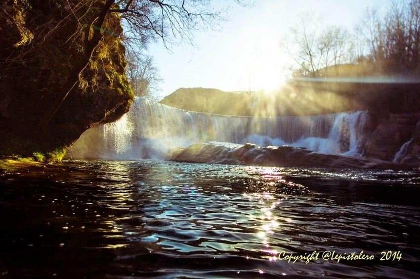 Cascade de la Vis EyeEmBestPics Landscape_Collection EyeEm Best Shots Water Reflections