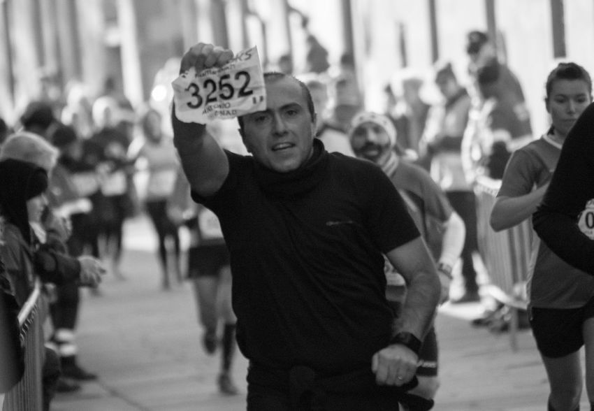 Blackandwhite Competition Large Group Of People Lifestyles Men Number People Performance Real People Running Sport Uniqueness Welcome To Black The Street Photographer - 2017 EyeEm Awards Second Acts Black & White Friday This Is Masculinity Go Higher