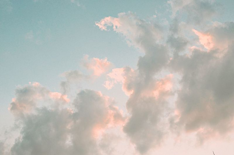 Nature Beauty In Nature Sky Backgrounds Low Angle View Sky Only Cloudscape Tranquility Cloud - Sky Full Frame Scenics No People Environment Outdoors Day
